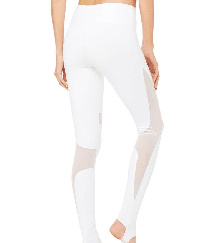 legging blanc